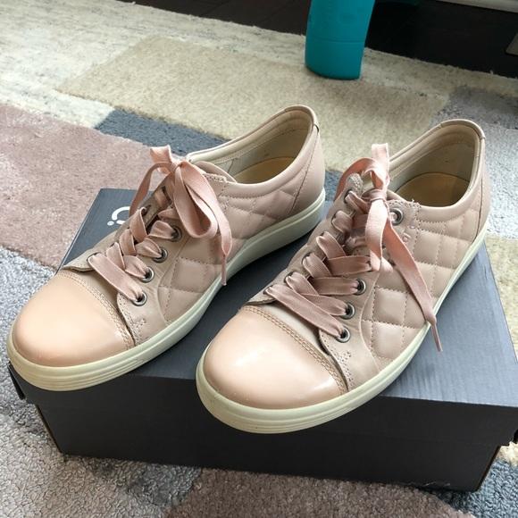 ecco soft 7 sneaker rose dust \u003e Factory